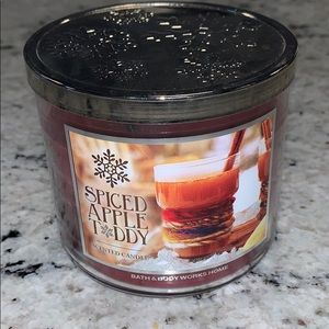 Bath & Body Works Spiced Apple Toddy Candle